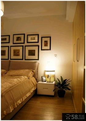 现代两室一厅家庭餐厅装修图片大全