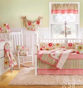 为小公主打造完美闺房 25款有爱婴儿房设