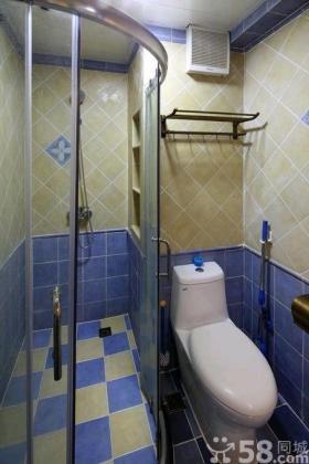 地中海风格卫生间装修