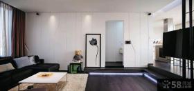 简约日式风格三室两厅装修图片大全欣赏