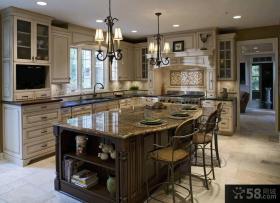 宜家装修设计厨房图片欣赏