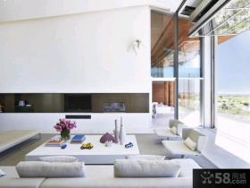 简约日式时尚风格四室两厅图片大全