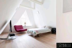 简约现代风格两室两厅装修效果图欣赏大全