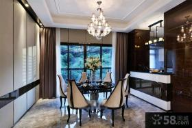 97平米后现代风格两室两厅装修效果图