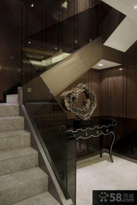 欧式新古典风格复式楼装修效果图大全