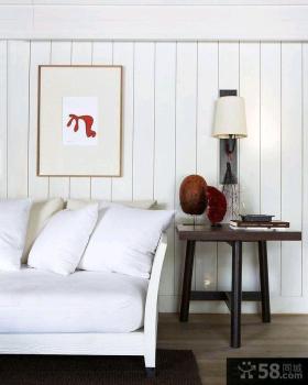 简约风格装修室内两室两厅阁楼客厅效果图欣赏大全