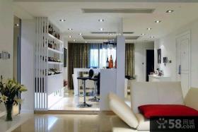 现代67平米两房小户型装修图片欣赏
