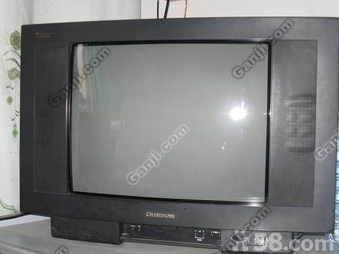 转让自用21寸长虹彩色电视机