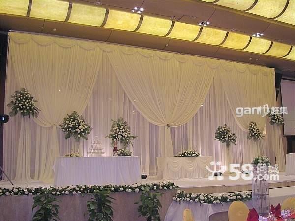鲜花主题婚礼 - 重庆58同城