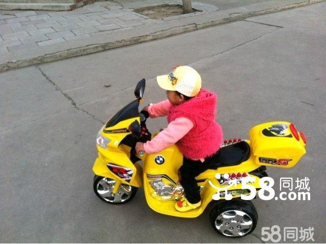 【图】宝马牌电动小摩托车