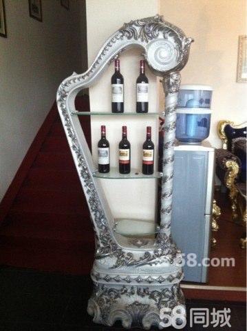 【图】欧式红酒架/红酒柜