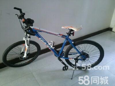 车型:                                山地自行车