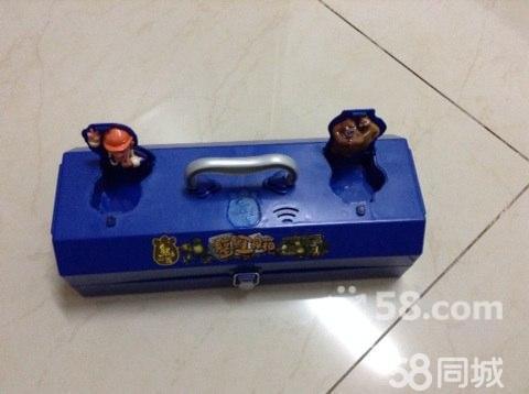 【图】儿童玩具(光头强的工具箱)