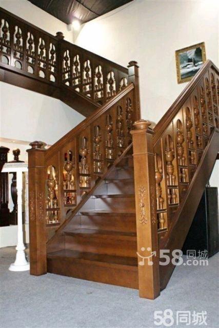 【图】一诺实木楼梯护栏