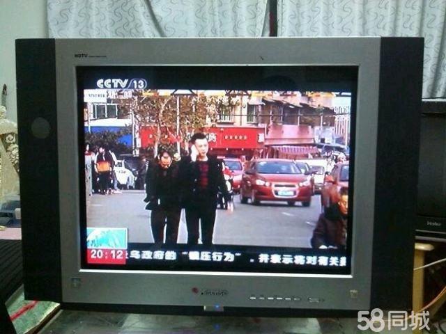 29寸海信纯平高清电视机低价转让