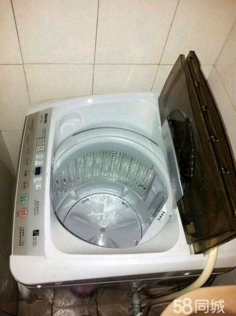 【图】5公斤二手三洋洗衣机转让