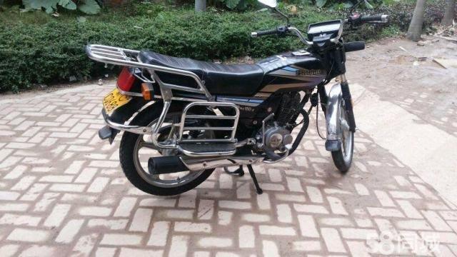 豪爵125摩托车报价 豪爵125摩托车配件 五羊本田摩托车