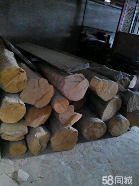 【图】金丝楠木顶箱柜实木衣柜古典家具收藏柜