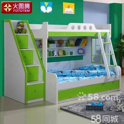 【图】全新儿童双层床转让