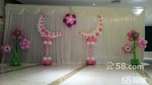 【图】气球主题儿童生日布置