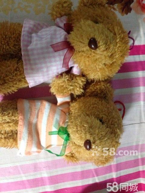 【图】毛绒玩具可爱的小熊