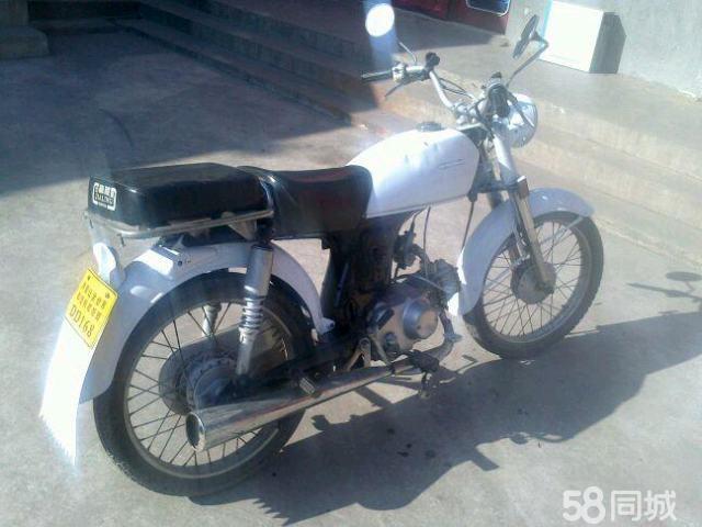 小改嘉陵摩托车70