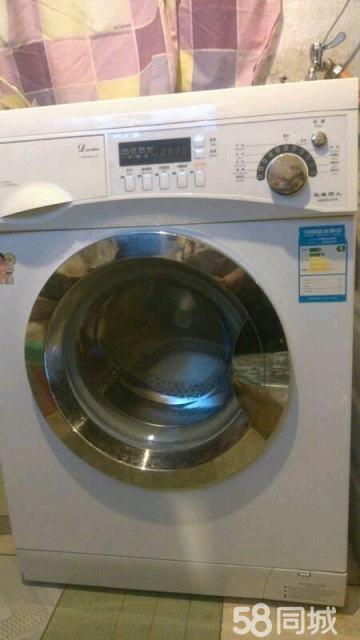 【图】海尔滚桶全自动洗衣机转让
