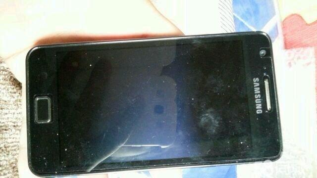 图三星手机黑色港版9100