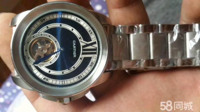 【图】全新男士卡地亚手表