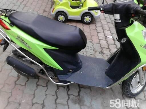 车型: 踏板车    品牌:  轻骑铃木  &