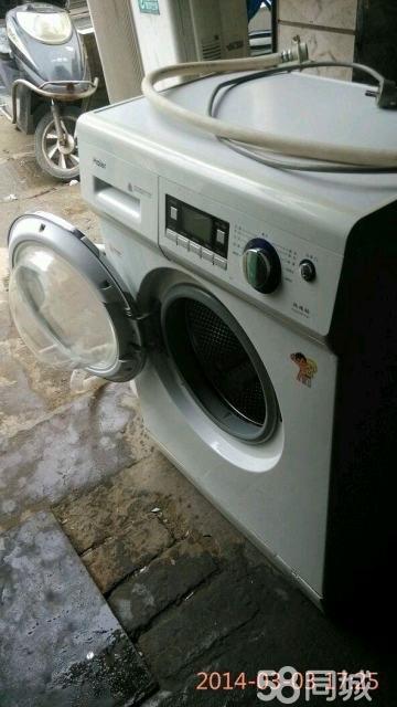 海尔滚筒洗衣机 玫瑰钻 xqg52-hdy1000