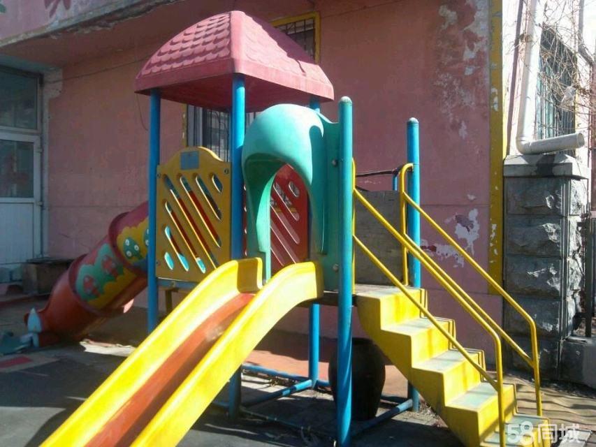 二手幼儿园滑梯_幼儿园二手物品转让