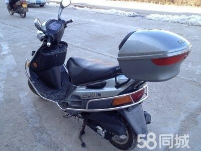 【图】低价出售铃木海王星踏板 - 沈阳周边辽中二手车