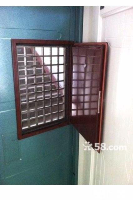 【图】防盗门加装内销窗-白塔二手家具户外家具通风图片