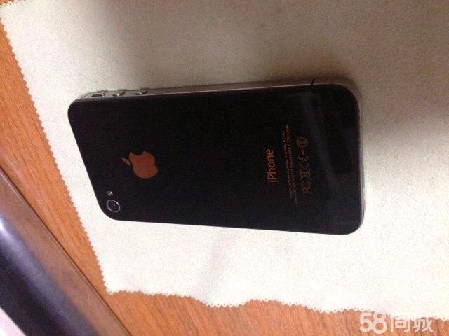 黑色 苹果 16gb 国行 iphone4s 无拆无修