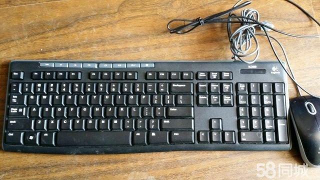 键盘卡通简笔画