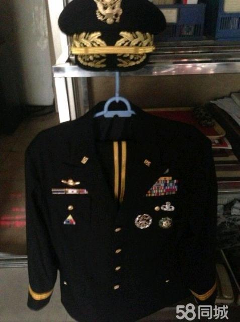美军陆军帽徽矢量图