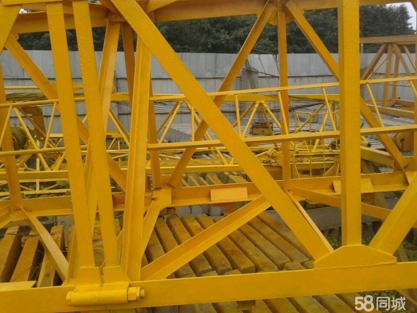中联6012塔吊电路图