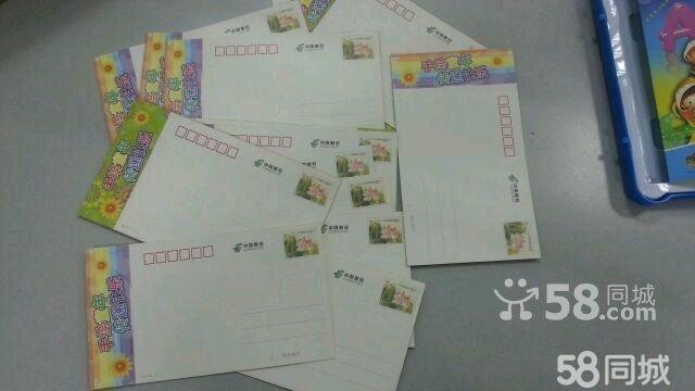 【图】diy儿童手绘明信片