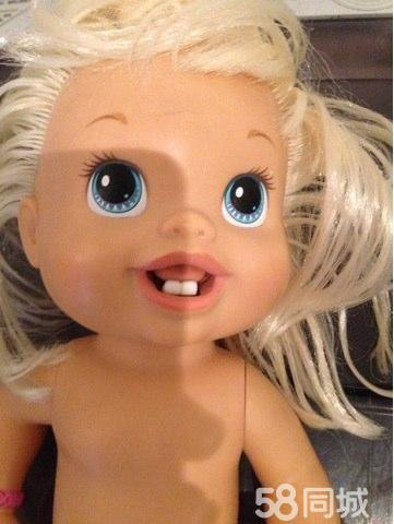 【图】可爱美国娃娃/女孩子玩具