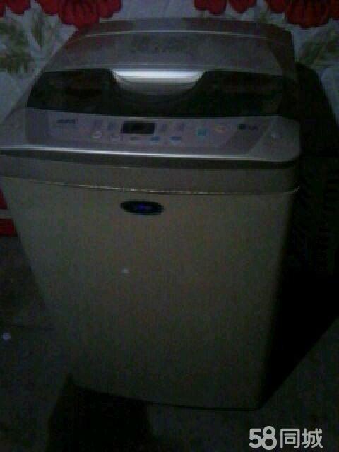 【图】海尔滚桶全自动洗衣机