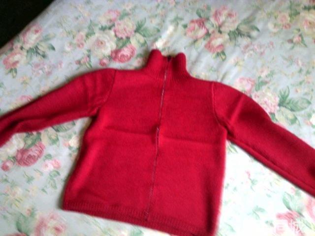 【图】妈妈纯手工编织的古董毛衣