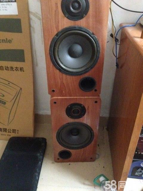 我自己设计了一个10寸 惠威SS10 喇叭低音音箱图片