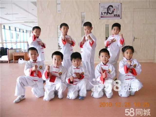 学习武术的好处: 少年儿童是习武的最佳阶段