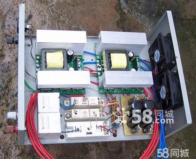最大输出功率1000w,频率50hz,正弦波的逆变器,组装电.