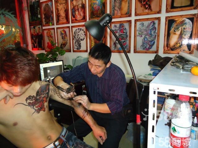 【图】常州纹身老杨纹身馆(南大街店)