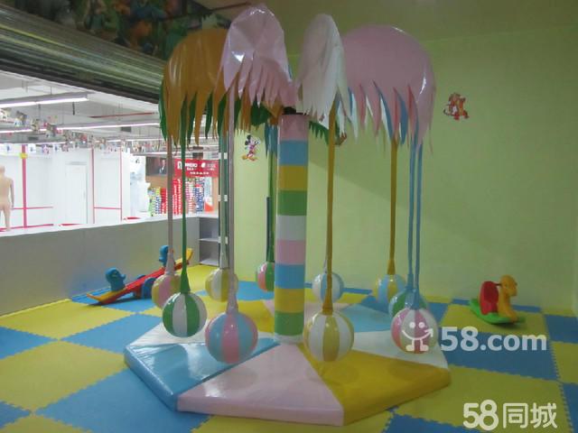 【图】室内儿童乐园设备转让