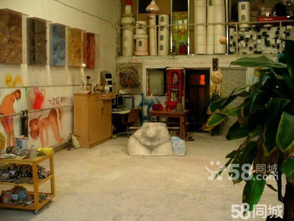 (单间出租)央美费家村艺术区画室单间出租500