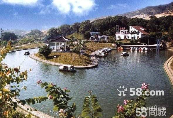 威海市石岛凤凰湖d区 赤山国家4a级风景