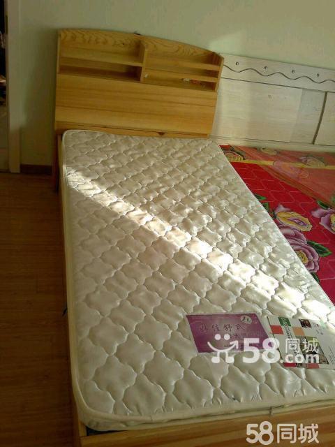 【图】儿童床,带床头书柜